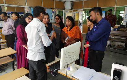 IT Exhibition 2019, B.Sc. (CS), Gandhinagar